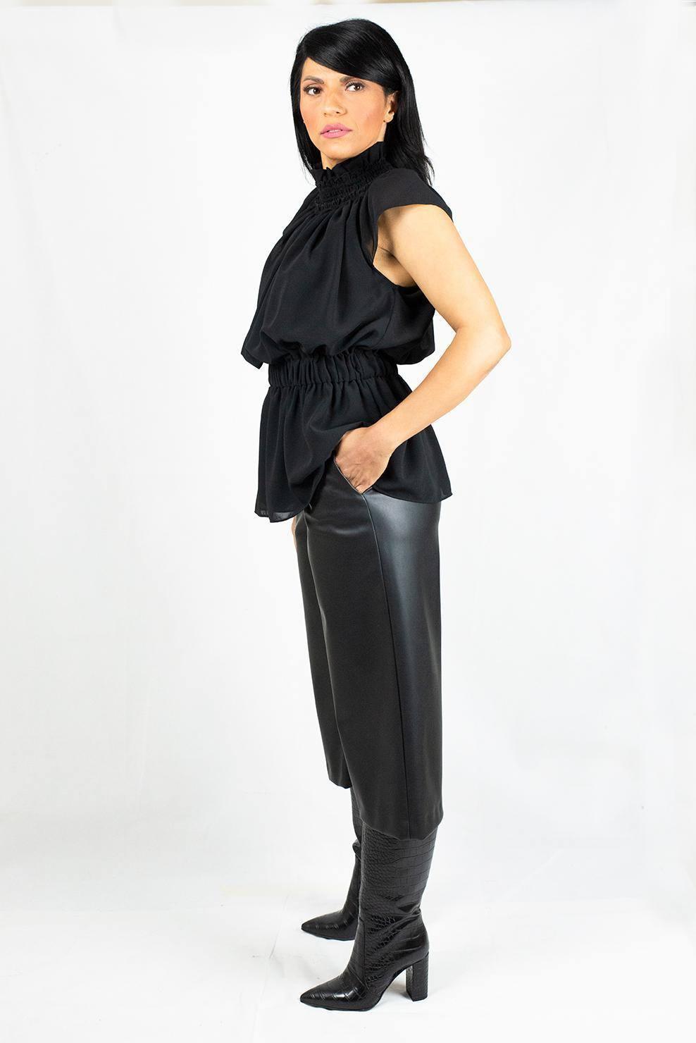 Μπλούζα Μαύρο AVANT GARDE - Nook Boutique